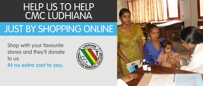 Support Friends of Ludhiana for free when you shop at over 4,000 stores using Give as you Live.