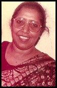 Remembering Mrs Amini Lobo