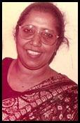 Mrs Amini Lobo