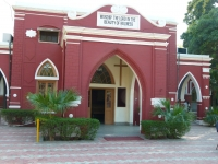 Chapel of the Christian Medical College & Hospital (CMC), Ludhiana