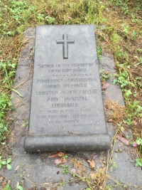 Dr Edith Brown s grave