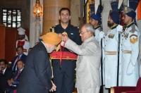 Dr Tejinder Singh award