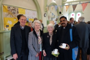 Thanksgiving Service for Joan Constable