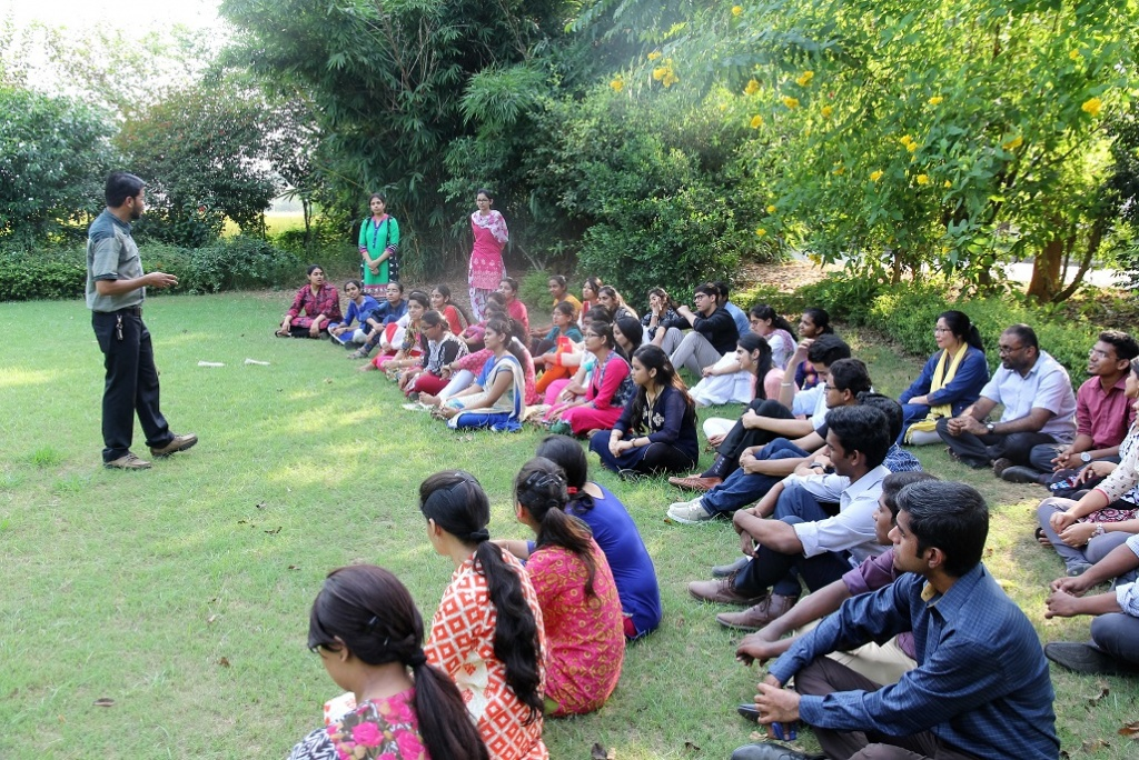 CMC Fellowship retreat