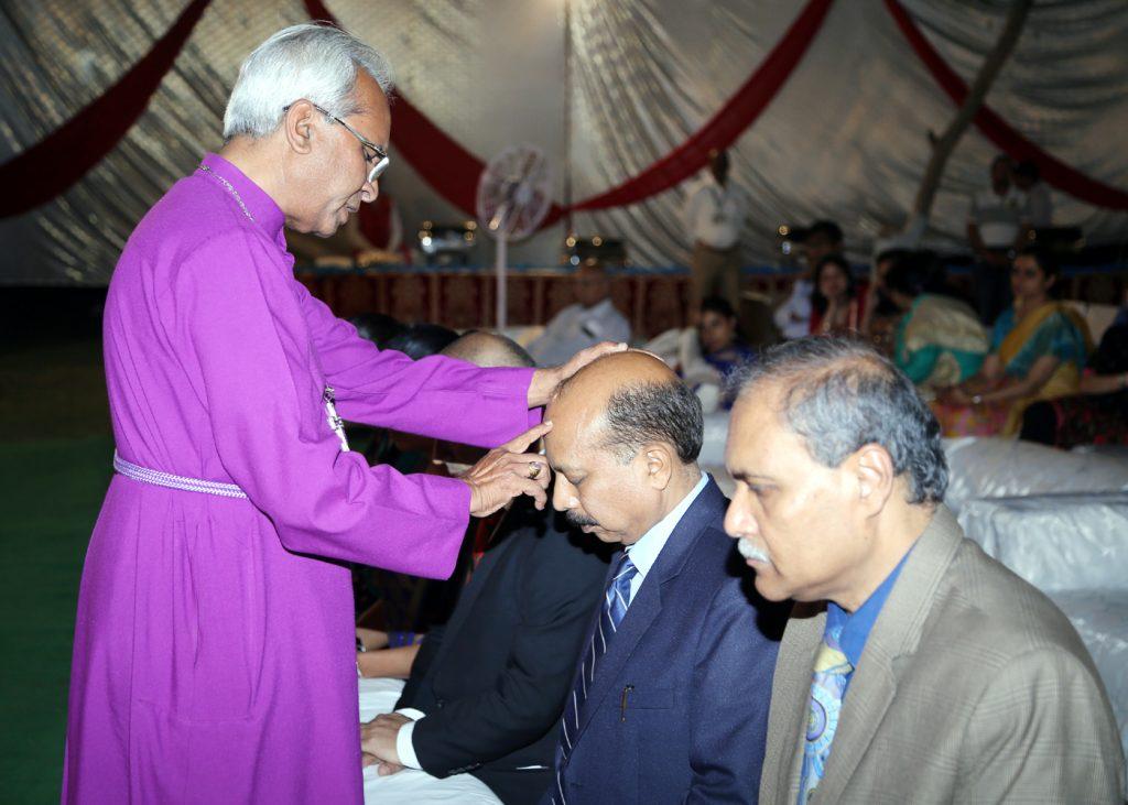 Dedication of Dr William Bhatti
